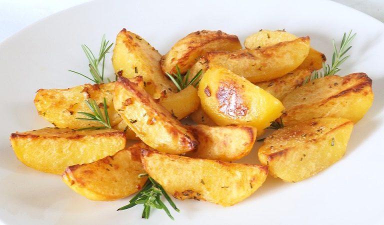 Westernkartoffeln Tanja