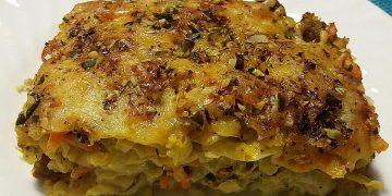 Chinakohl - Lasagne