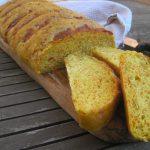 Das perfekte Brot zum Grillen mit Parmesan-Knoblauch-Füllung