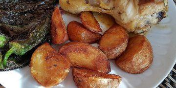 Die besten Kartoffelwedges