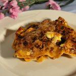 Einfache Lasagne Bolognese
