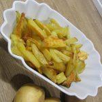 Fettarme Pommes