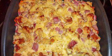 Frühstücks - Kasserolle