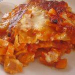Gemüse-Lasagne mit Möhren und Kohlrabi