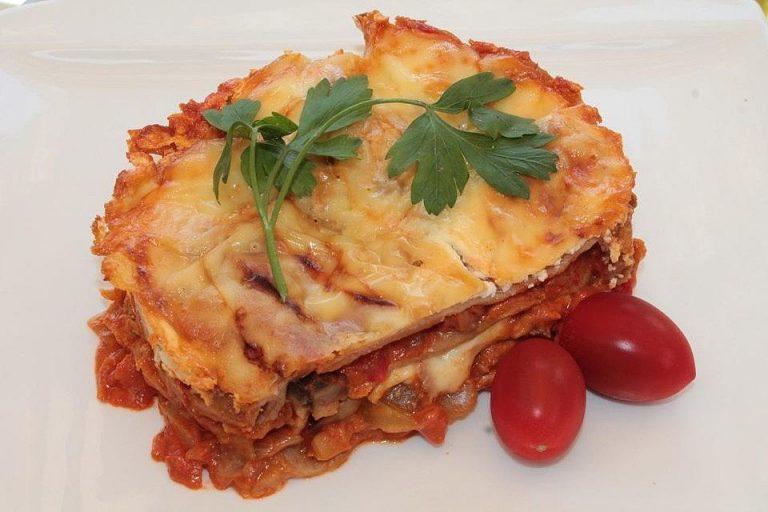 Gemüsesoße (für Lasagne oder Spaghetti)