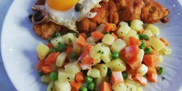 Karotten-Kartoffel-Sahne Gemüse