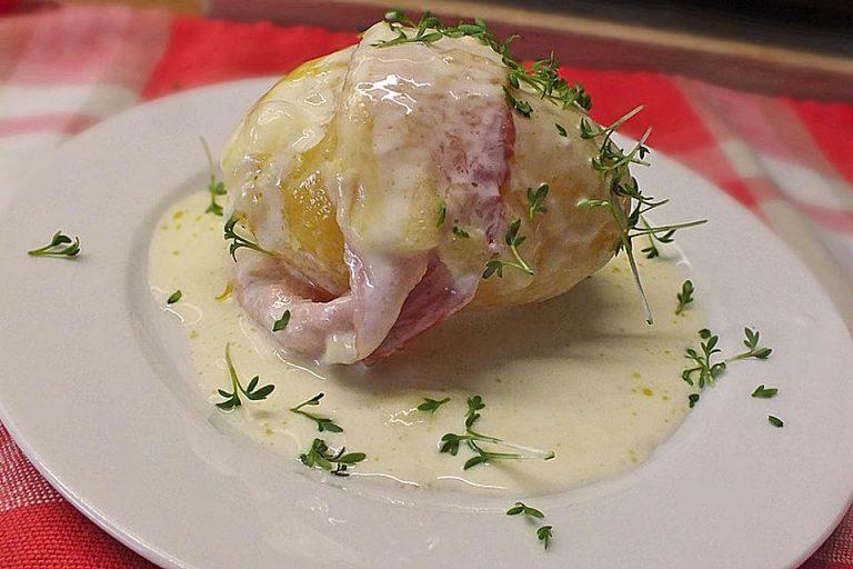 Kartoffeln im Mantel