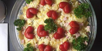 Kartoffelsalat klassisch