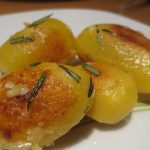 Knoblauch - Rosmarin - Kartoffeln