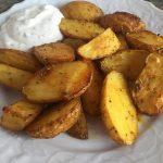 Knusprige Ofenkartoffeln