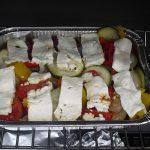 Mediterranes Grillgemüse mit Schafskäse