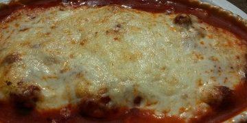 Meix' superleckere Lasagne