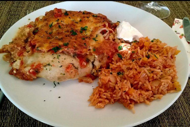 Mexikanischer Reis
