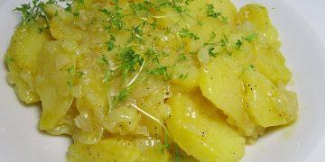 One Pot Kartoffelsalat