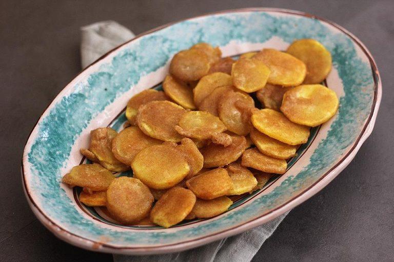 Pakaure Kachalu - Frittierte Kartoffeln