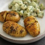 Patate a fisarmonica - Akkordeon-Kartoffeln