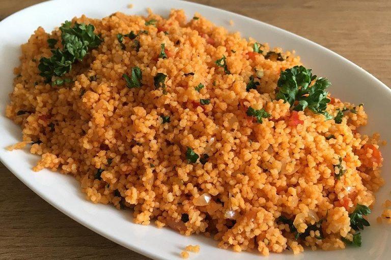 Pikanter Tomaten - Couscous
