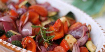 Ratatouille - Salat