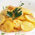 Schnelle Ofenkartoffeln