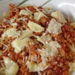 Spaghetti Bolognese à la Bernd