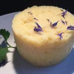 Stampfkartoffeln mit Buttermilch