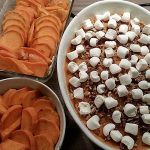 Sweet Potato Marshmallow Casserole