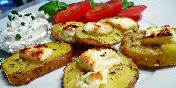 Thymian - Kartoffeln im Backofen
