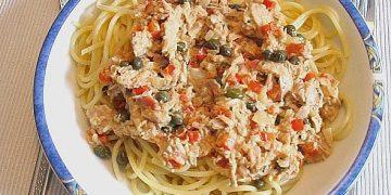 Tuna - Spaghetti