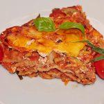 Zucchini - Champignon - Lasagne